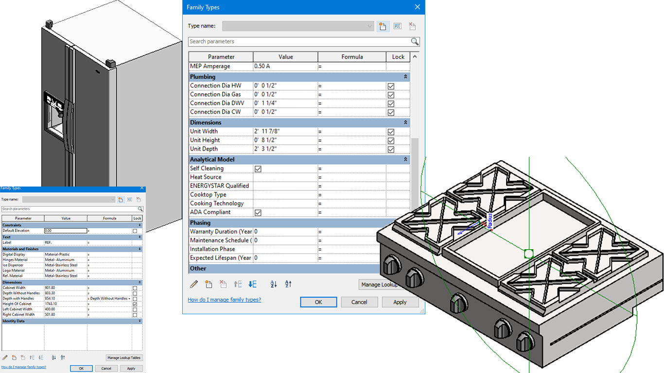 Revit-Family-Ceation-and-BIM-Content-Services